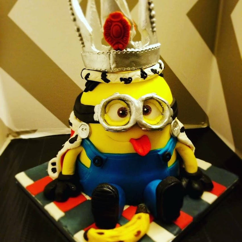 Minion crown1