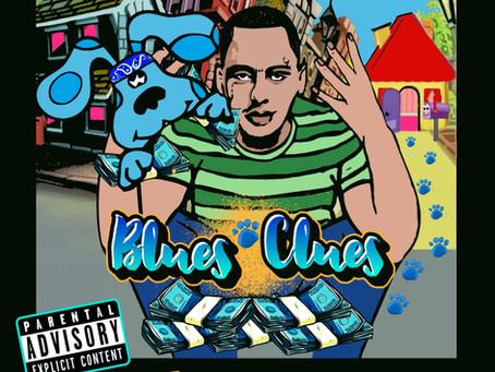 "Florida Rapper Fly Gitt Drops ""Blues Clues"" (Single)"