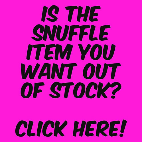 Snuffle Product