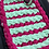 "Thumbnail: Chenille-Double Layer Kennel Mat 18""x24"""