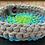 "Thumbnail: Double Chenille-Pet Bed 24"""