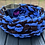 Thumbnail: Double Chenille-Pet Bed 15""
