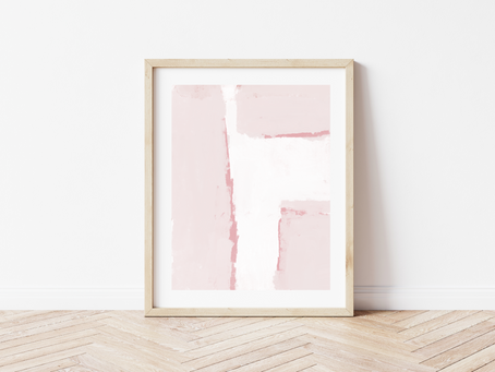 Free Printable Abstract: Restore