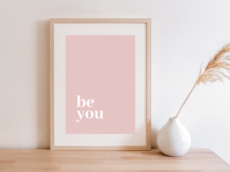 Free Printable Inspo Message Art Print