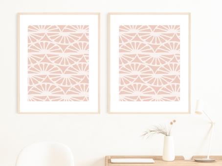 Free Printable Global Design Art Print