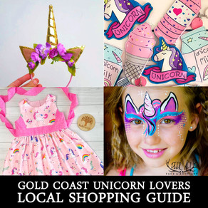 GOLD COAST UNICORN LOVERS - YOUR LOCAL SHOPPING GUIDE!