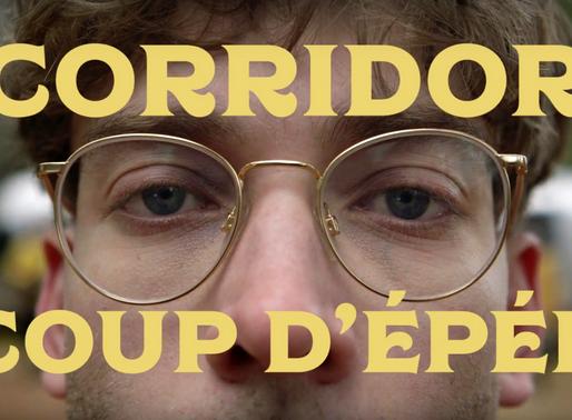 """CORRIDOR révèle le clip de """"Coup d'épée"""" sur Noisey Canada"""