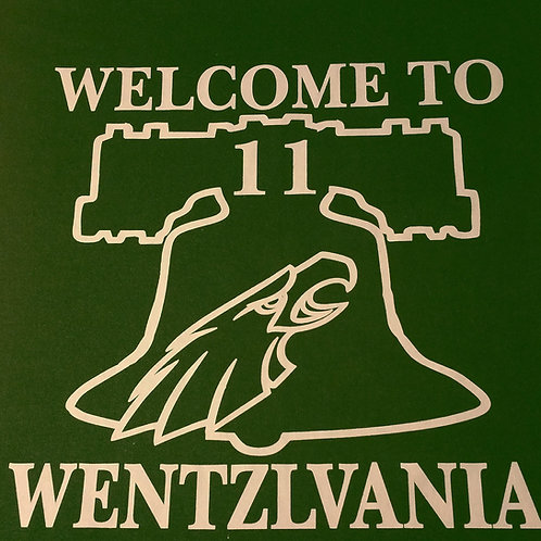 Youth: Welcome to Wentzylvania! T-shirt