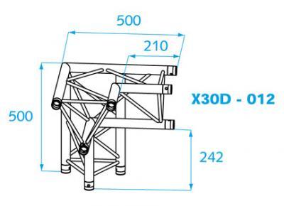 PROLYTE X-30D  Hoek 012/013 - 1 dag huren
