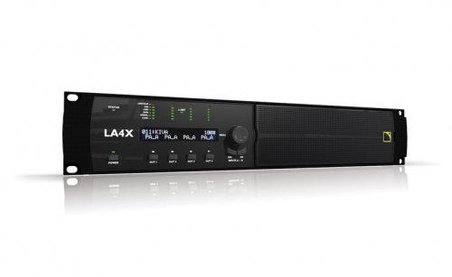 L-Acousitcs  LA4X amplifier