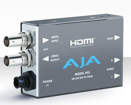 HD-SDI/SDI to HDMI Video and Audio Converter