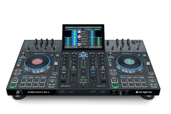 DENON PRIME 4 Stand Alone DJ Controller