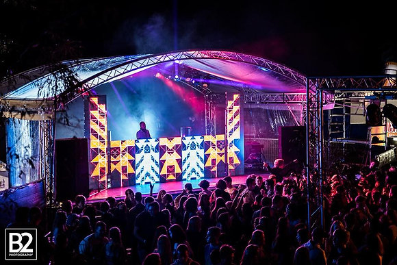 ARC Roof 8 x 6 meter + stage