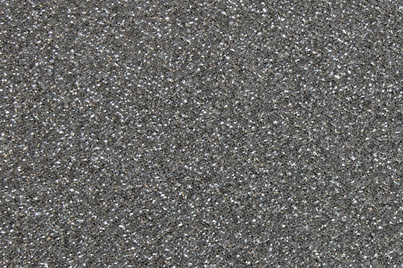 Luxe Zilveren Glitter Loper / m2