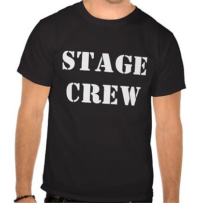 Stage Hand / Dag prestatie 8u