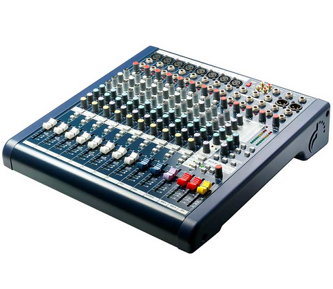 Mfx 8 Soundcraft - 1 dag huren