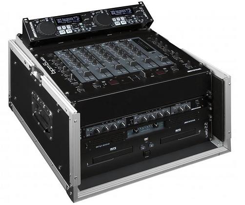 Basic DJ / Omroep - AFHALING