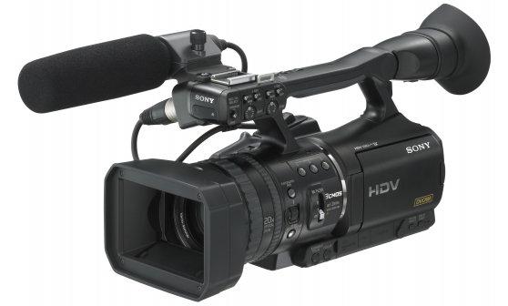 Sony Camera Full HD HVR-V1
