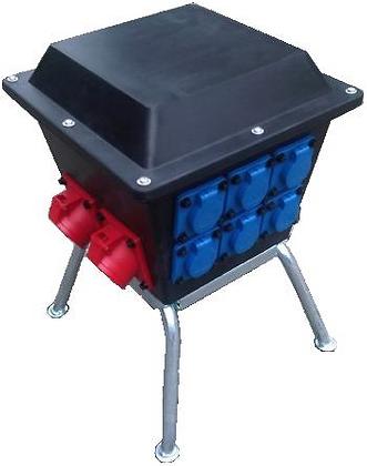 Powerbox 63A outdoor - 1 dag huren