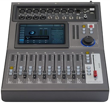 Live Touch 20 - mixer/player