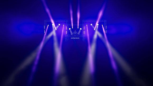 DJ/Discobar SET 5 ( setup 1 )