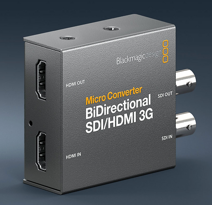 SDI/HDMI - HDMI/SDI convertor  BiDirectional
