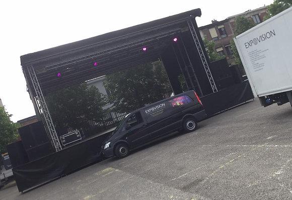 Podium - Stage 10 x 6,1 m