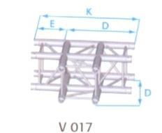 PROLYTE H-30V T-stuk 017 - 1 dag huren