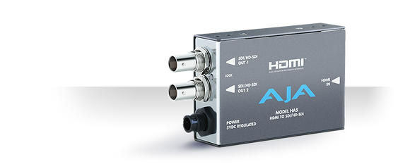 HDMI to SD/HD-SDI Video and Audio Converter