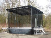 Podium - Stage 6,5 x 5,5 meter