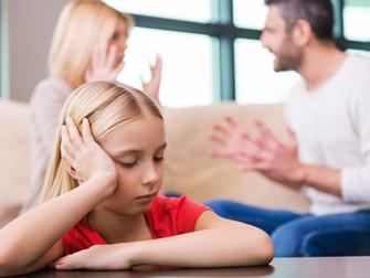 Les enfants lors de la séparation du couple