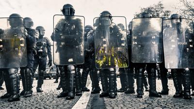 Les débordements de la manifestation de Sarcelles sanctionnés par le tribunal correctionnel de Ponto