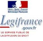 Site Legifrance