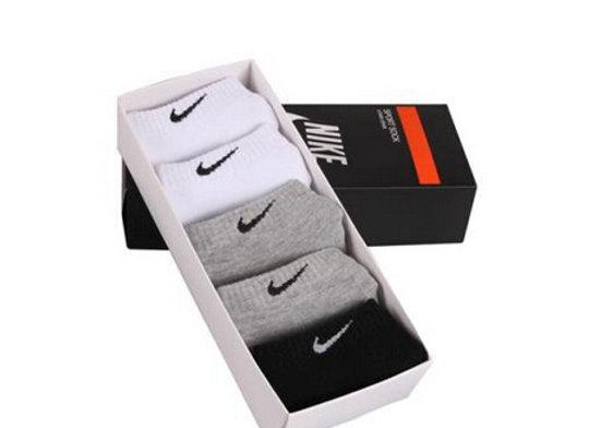 Nike sporta zeķes UNISEX 5 pāri
