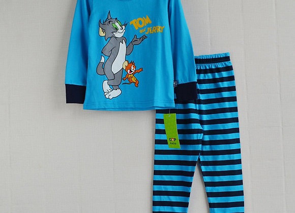 Zēnu Tom and Jerry pidžama [ID 456]