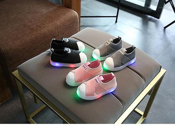 Bērnu LED kedas Sport