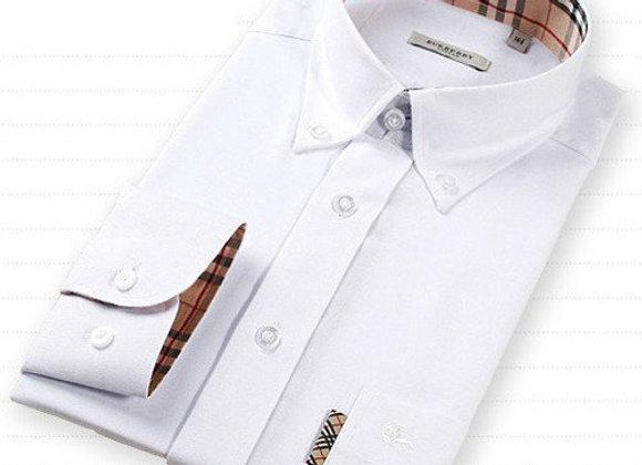 Burberry vīriešu krekls ar garām piedurknēm