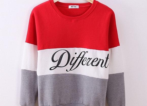 """Sieviešu džemperis """"Different"""" [ID 512]"""