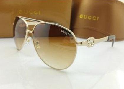 Gucci Aviator saulesbrilles