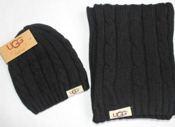 UGG sieviešu cepure un šalle