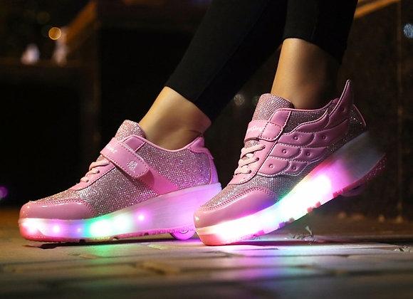 Unisex LED skrituļ apavi Helijs [ID 655]