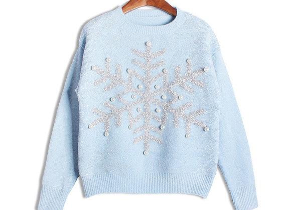 Sieviešu džemperis ''Snow'' [ID 601]