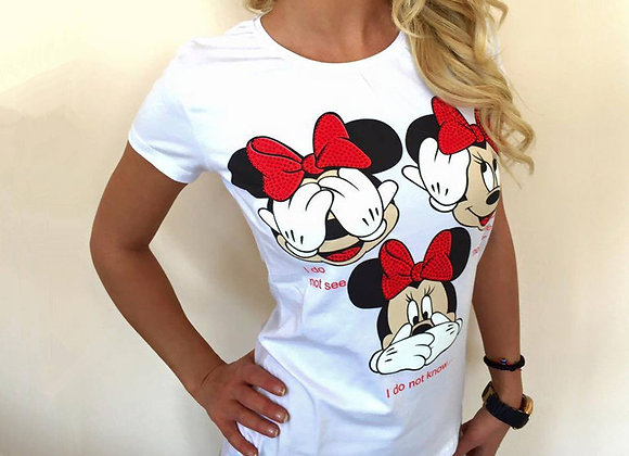 Sieviešu T-krekls Tees