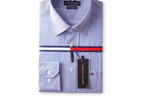 Tommy Hilfiger vīriešu krekls ar garām piedurknēm