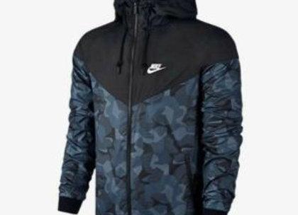 Vīriešu Nike virsjaka Camouflage
