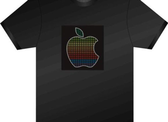 LED T-krekls Apple [ID 502]