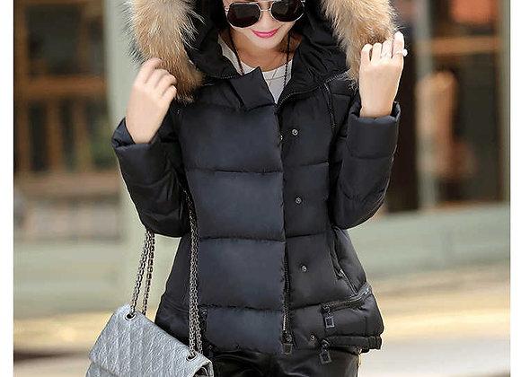 Sieviešu ziemas virsjaka Luxury [ID 527]
