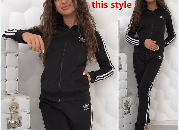 adidas sporta tērps Stripe