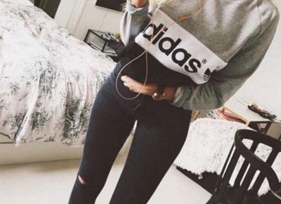 Sieviešu Adidas džemperis Sweat [ID 722]