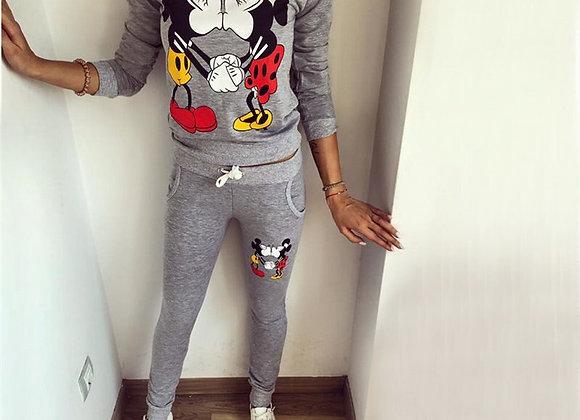 Sieviešu sporta tērps Mickey